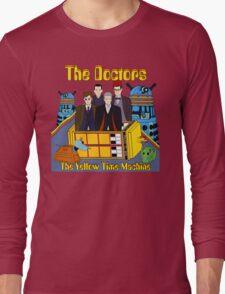 The Yellow Time Machine Long Sleeve T-Shirt