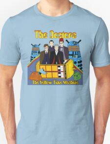 The Yellow Time Machine Unisex T-Shirt