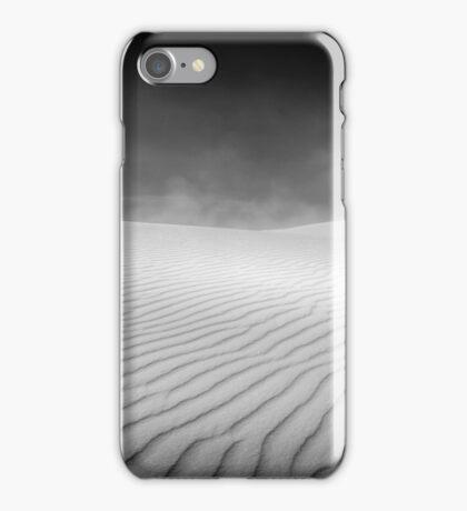 White Sands Desolation iPhone Case/Skin