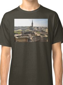 William The Conqueror's Home, Caen, France 2012 Classic T-Shirt