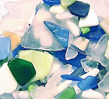 Beach Glass by Anne Smyth