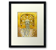 Materia: Air Framed Print
