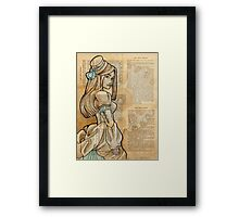 The Iron Woman 9 Framed Print