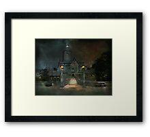 Czocha castle..... Framed Print