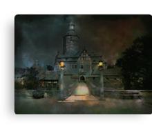 Czocha castle..... Canvas Print