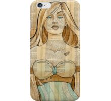 Iron Woman 8 iPhone Case/Skin