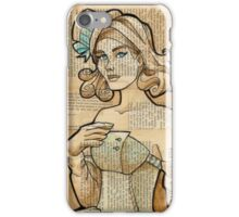 Iron Woman 7 iPhone Case/Skin