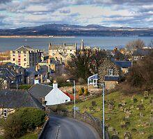 Church Wynd View by Tom Gomez