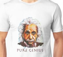 An Einstein Tribute Unisex T-Shirt