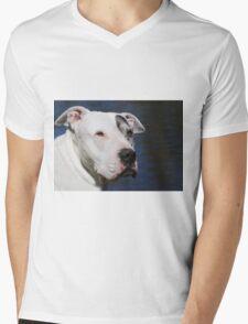"""Lil Rascal"" Mens V-Neck T-Shirt"