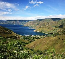Sitongging on Danau Toba by Tim Coleman
