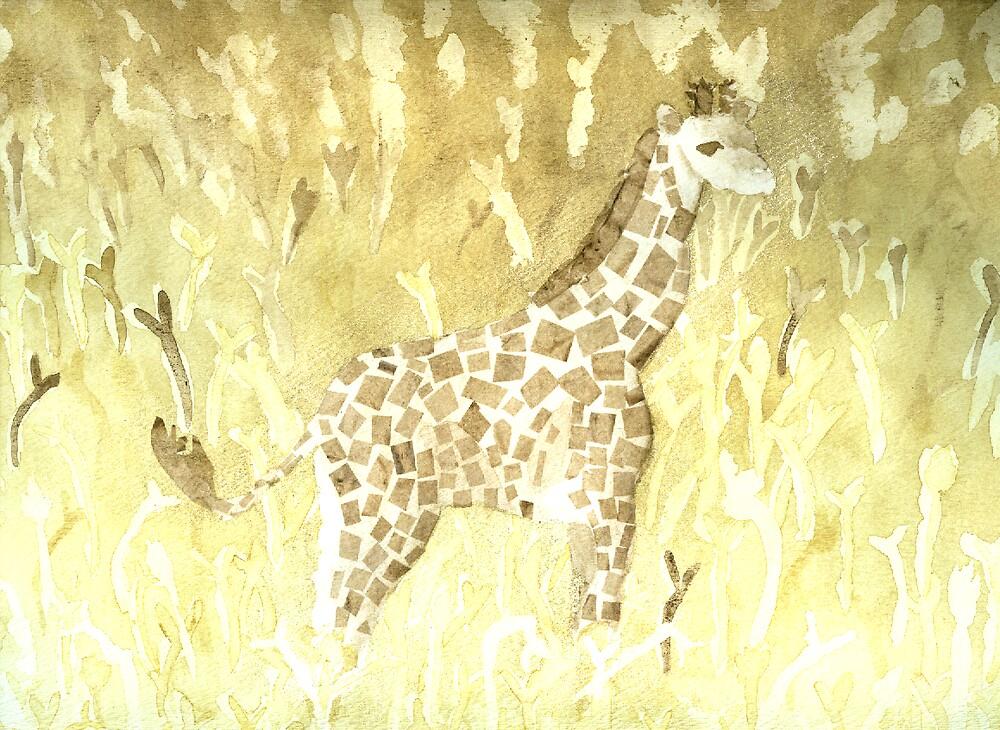 Lexington's Amazing Giraffe by vcnielson