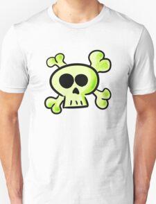 LIME SKULL Unisex T-Shirt