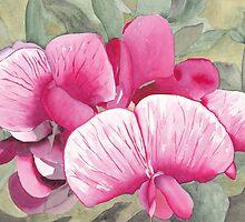 Snake Lake Wildflower by Ken Powers