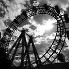 Wiener Riesenrad. by Lee d&#x27;Entremont