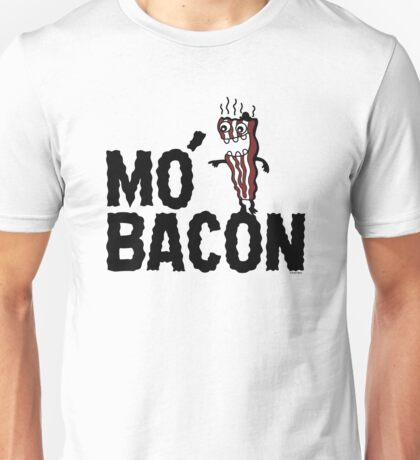 MO' BACON on lights T-Shirt