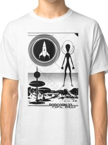 50s space Classic T-Shirt