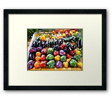 Lush Boquete IV Framed Print