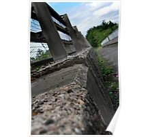 Pathway to Roadway Poster