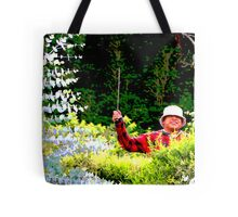 Panamanian Hedge Trimmer Tote Bag