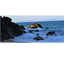 Lamberts Beach Photographic Print