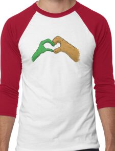 Muppet Friends Forever Men's Baseball ¾ T-Shirt