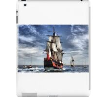 The Arrival of the Endeavour iPad Case/Skin
