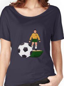 Retro  Table Football Australia 73 Women's Relaxed Fit T-Shirt