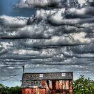 The Grain Barn by Nigel Bangert