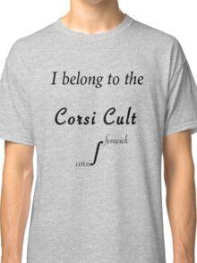 Corsi Cult Classic T-Shirt