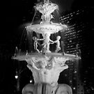 0185 Fountain  by DavidsArt