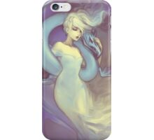 Lady & Dragon iPhone Case/Skin