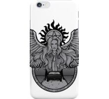 Hunters: Black and White version iPhone Case/Skin