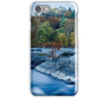 Harpers Ferry Wv Blue Sunrise Photo iPhone Case/Skin