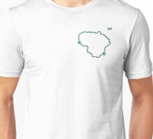 """Lituania """"Citizen of the Earth"""" small Unisex T-Shirt"""