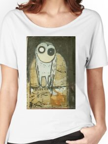 O for Owl Women's Relaxed Fit T-Shirt