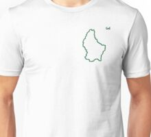 """Luxembourg """"Citizen of the Earth"""" small Unisex T-Shirt"""