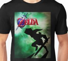The Legend of Zelda Fan Poster - Link Unisex T-Shirt