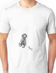 TODDLER N KITTEN Unisex T-Shirt