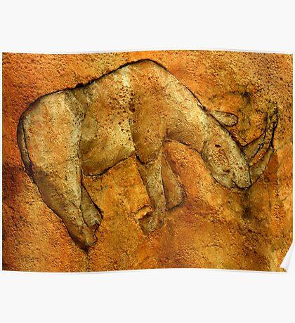 Caveman's Art ~ Part one Poster