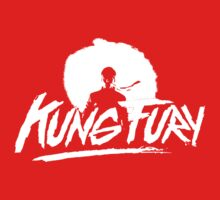 Kung Fury by Smidge the Crab