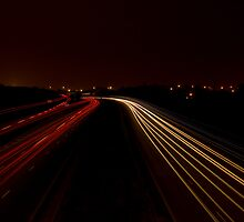 Midnight Motorway Mayhem by Jason Parnell