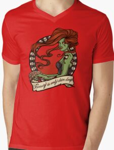 Zombies are Forever Mens V-Neck T-Shirt