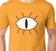 Bill Cipher Eye Unisex T-Shirt