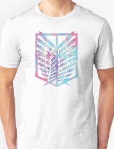 Shingeki No Kyojin Pastel Recon T-Shirt