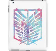 Shingeki No Kyojin Pastel Recon iPad Case/Skin