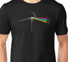 Dark Side of the Moon Crystal Unisex T-Shirt
