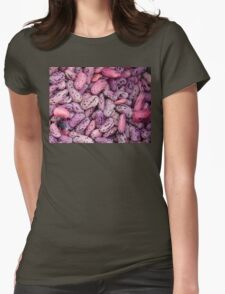 PINK BEANS Womens Fitted T-Shirt