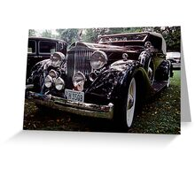 Packard Greeting Card