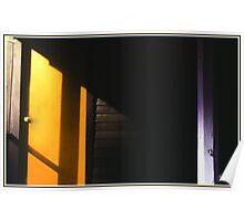The Orange Door Poster